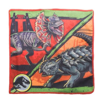 Toalla social Jurassic World 30 x 30 cm multicolor