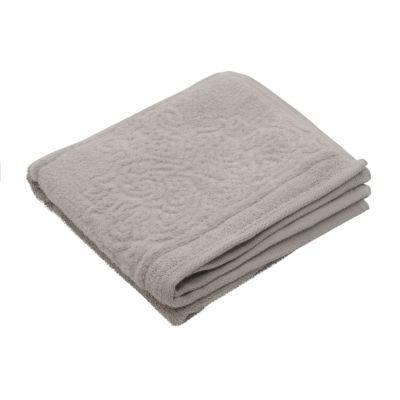 Toalla de mano 50 x 90 cm Comfort gris