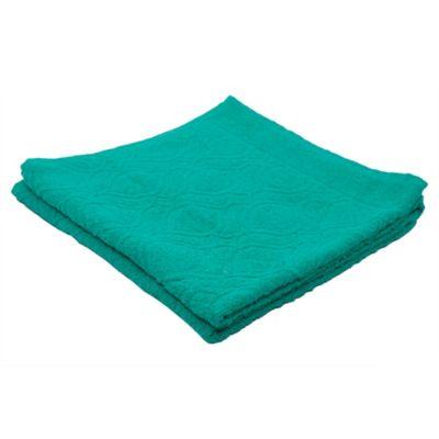 Toalla de baño 65 x 130 cm Elegance verde