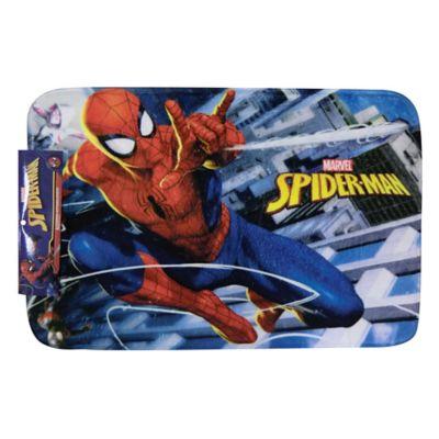 Alfombra infantil Spiderman con memoria 40 x 60 cm