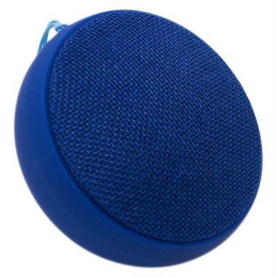 Parlante bluetooth 3 w azul