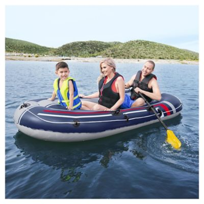 Bote inflable outdoorsman 255 x 127 x 36 cm