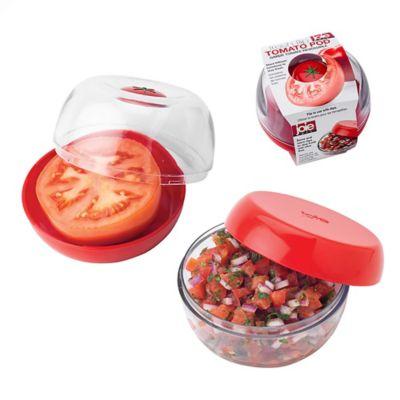 Recipiente 2 en 1 de tomate