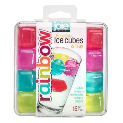 Pack de 16 cubos de hielo reutilizables
