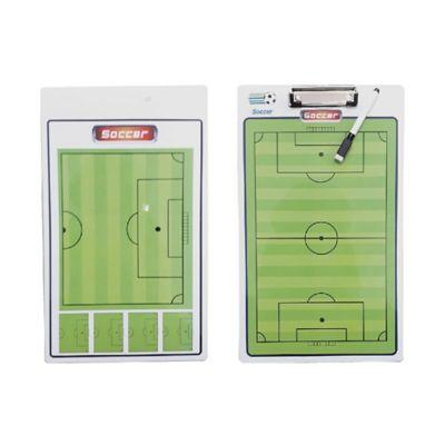 Pizarra táctica de futbol 40 x 24 cm