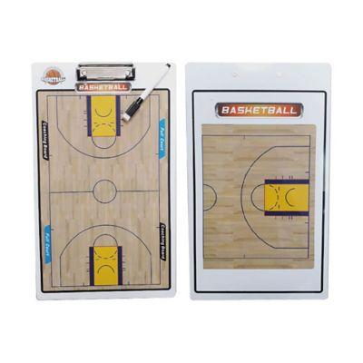 Pizarra táctica de basket 40 x 24 cm