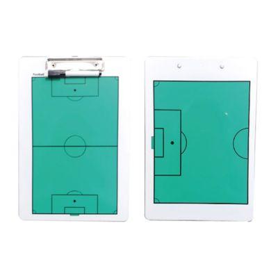 Pizarra táctica de futbol 34 x 23 cm