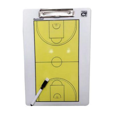 Pizarra táctica de basket 34 x 23 cm