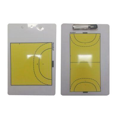 Pizarra táctica de handball 34 x 23 cm