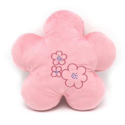 Almohadón decorativo Flor 40 cm rosa