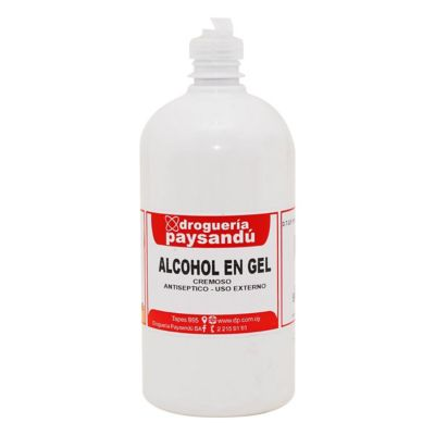 Alcohol en gel 980 ml