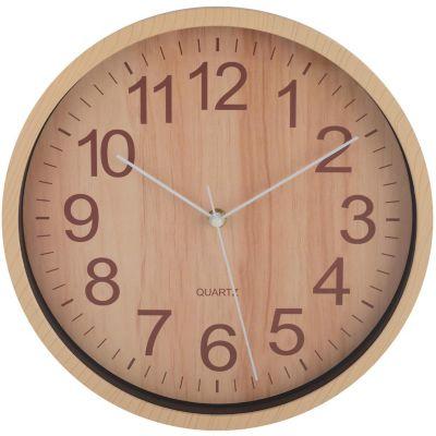 Reloj de pared 29 x 29 cm madera