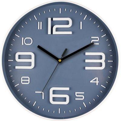 Reloj de pared Big Number 30 x 30 cm blanco