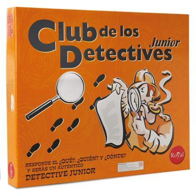 Juego de mesa Club de los detectives