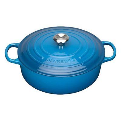 Olla Cocotte para risotto 30 cm azul