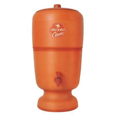Purificador de agua sobre mesada de ceramica 8 L