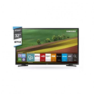 "Smart TV 32"" HD flat"