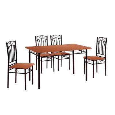 Juego de comedor 1 mesa y 4 sillas