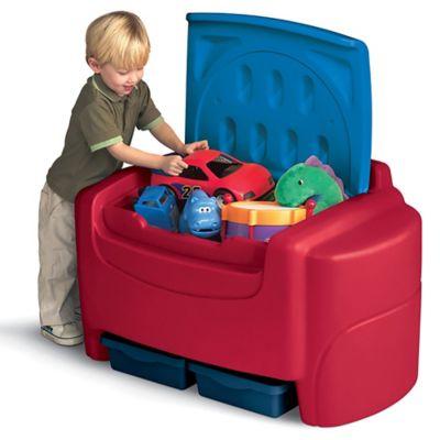 Caja organizadora de juguetes