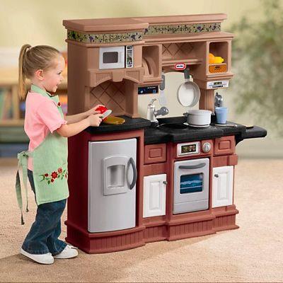 Cocina gourmet con bancos 16 accesorios