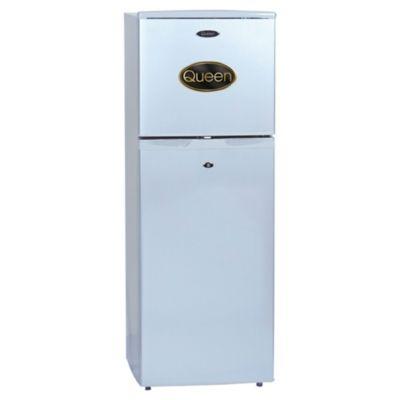 Refrigerador frío húmedo 138L gris