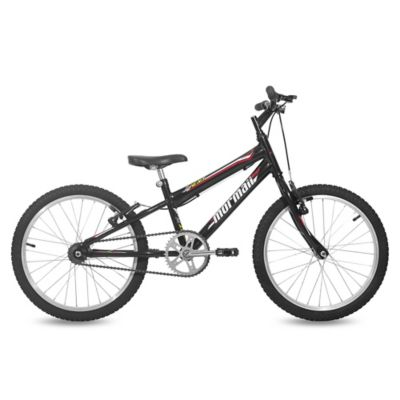 Bicicleta Next infantil Mountain bike negra