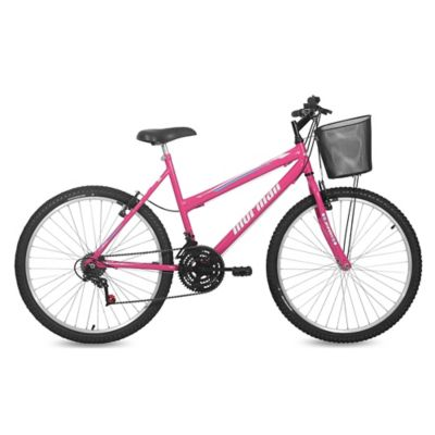 Bicicleta Safira adulto Mountain bike rosa