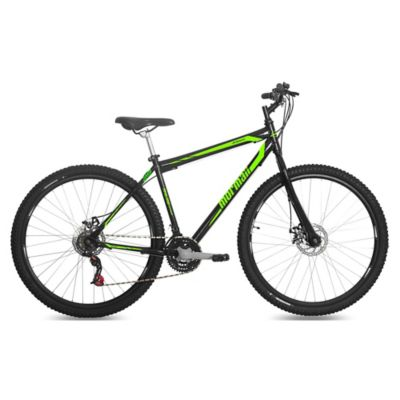 Bicicleta Montaña Jaws adulto Mountain bike negra y verte
