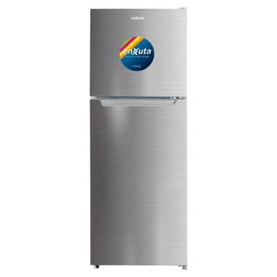 Refrigerador RENX1140FHS frío húmedo 138 L plateado