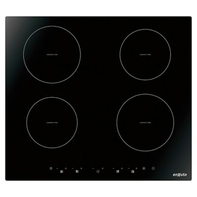 Anafe eléctrica AIENX960 inducción 4 hornallas negra