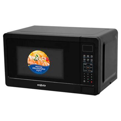 Microondas digital 20 L 1150 w negro