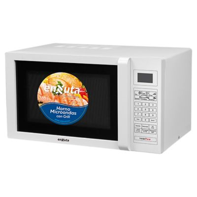 Microondas digital 25 L 1900 w blanco