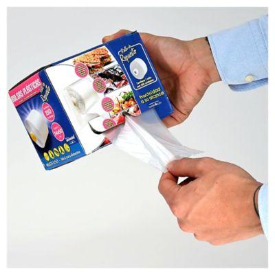 Pack de 250 bolsas transparentes 34 x 50 cm