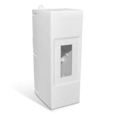 Caja para interruptores 1-2 módulos