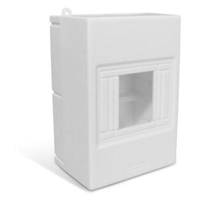 Caja para interruptores 3-4 módulos