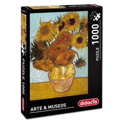 Puzzle Flores 1000 piezas