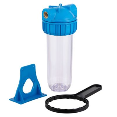 "Vaso porta filtro de agua 10"""