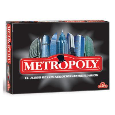 Juego de mesa Metropoly