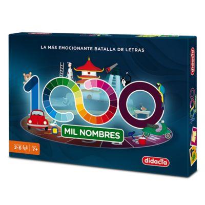 Juego de mesa 1000 nombres