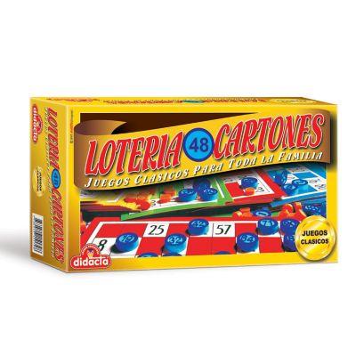 Juego de mesa Lotería