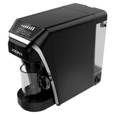 Cafetera expreso para cápsulas 1400 w negra
