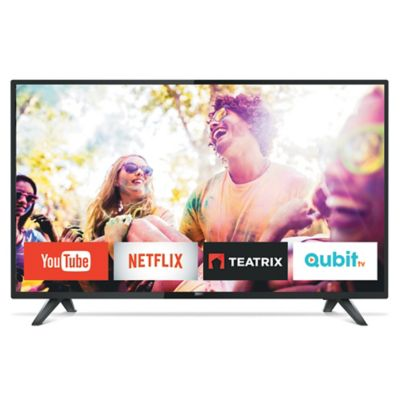 "Smart TV LED 32"" HD negro"
