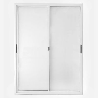 Ventana de aluminio corrediza blanca s/20 150 x 200 cm