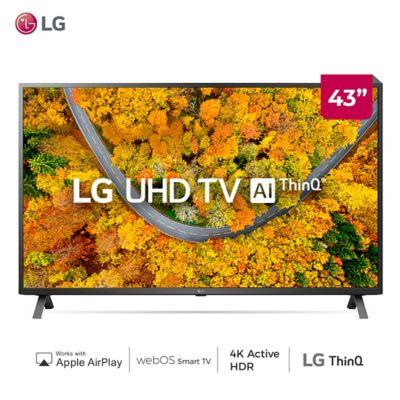 """Smart TV LED 43"""" UHD"""