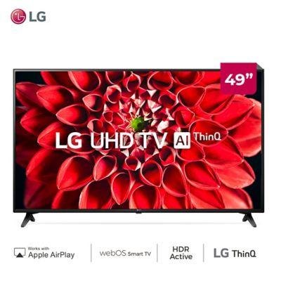 """Smart TV LED 49"""" UHD"""