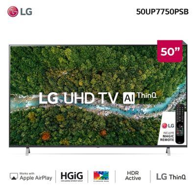 """Smart TV LED 50"""" UHD"""