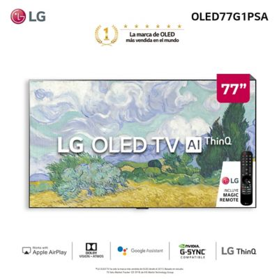 "Smart TV OLED 77"""
