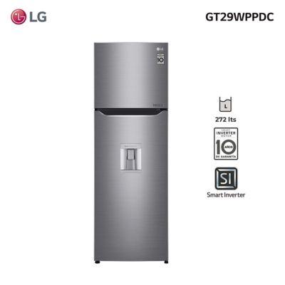 Refrigerador GT29WPPDC 272 L con dispenser silver