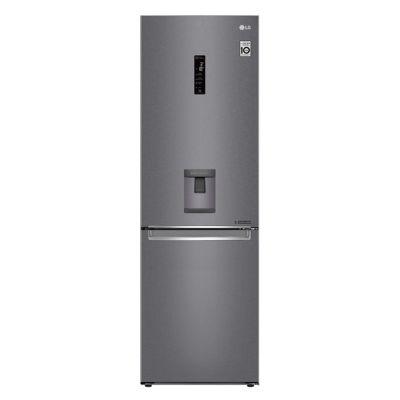Refrigerador LB37SPGK 336 L freezinf silver