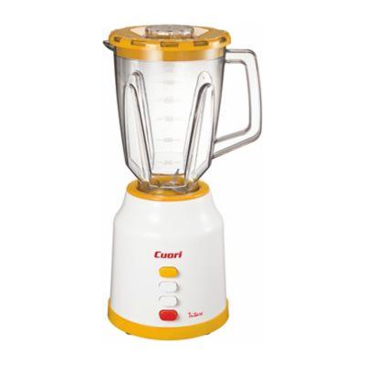 Licuadora 1,5 L 350 w blanca y amarilla